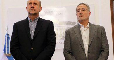 Perotti respaldó al ministro de Seguridad