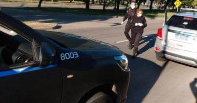 Tres policías de la exPDI implicados en un incidente en un control por el coronavirus