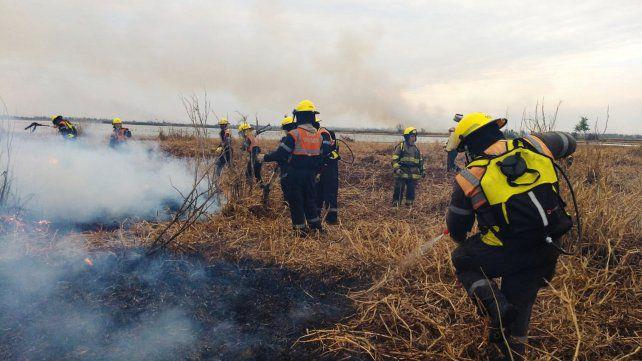 """Crece la preocupación en la provincia por la """"gran cantidad"""" de incendios intencionales"""