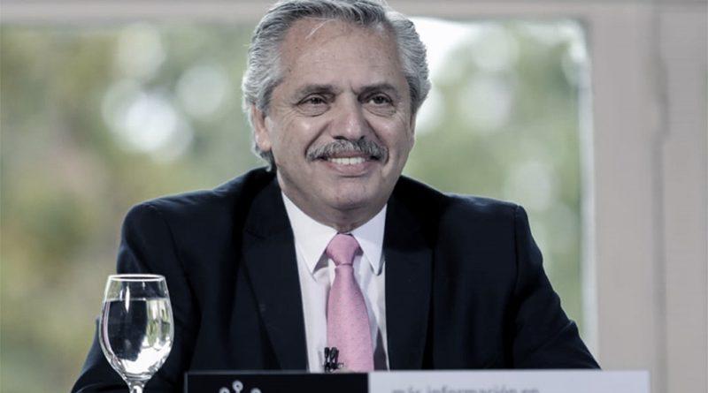 """Fernández: """"Estamos en condiciones de volver a crecer y ponernos de pie"""""""