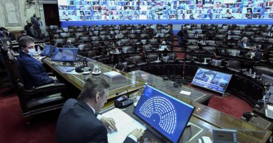 El oficialismo busca hoy emitir dictamen del proyecto de aporte solidario de las grandes fortunas