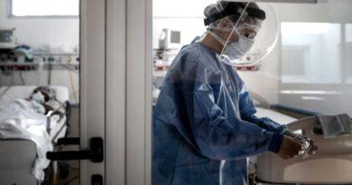 Son más de 39.000 las personas fallecidas en el país desde que comenzó la pandemia.