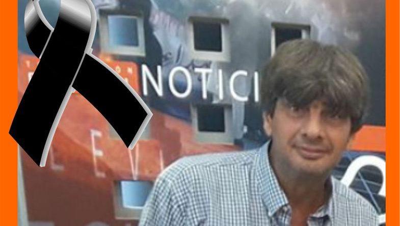 """Dolor en la TV rosarina por la partida de JORGE """"Pachi"""" HORRACH."""