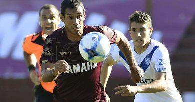 Lanús y Vélez definen el primer finalista.