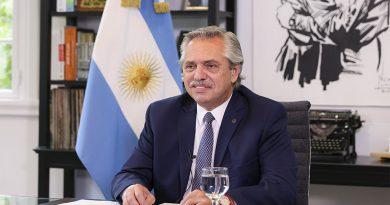 """Alberto Fernández """"se posiciona como un líder natural de América Latina""""."""