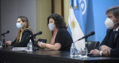 """Vizzotti defendió la suspensión de clases presenciales: """"Argentina está en el peor momento""""."""