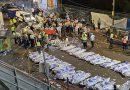 Murieron 44 personas en una estampida durante una festividad religiosa.