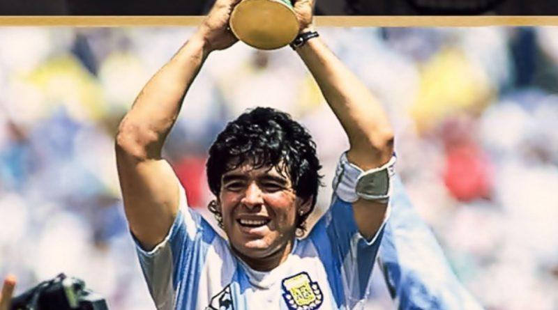 """Amazon presentó el tráiler de """"Maradona: Sueño bendito""""."""