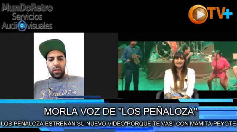 """""""Los Peñaloza"""" y """"Manita y Peyote"""" con nuevo video , """"Porque te va""""."""