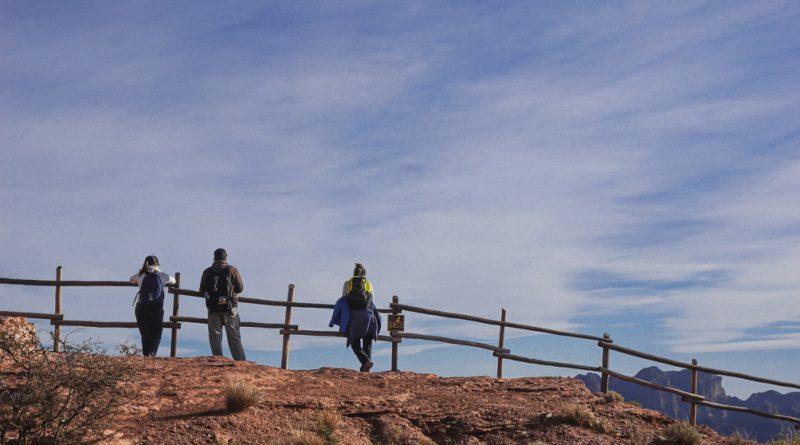 """Los parques nacionales """"Sierra de las Quijadas"""" y """"Mburucuyá"""" reabren sus puertas."""