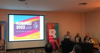 Rosario presentó los Juegos Suramericanos de la Juventud 2022 en Tucumán.