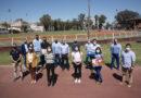 El municipio distinguió a deportistas rosarinos que participaron en los Juegos Olímpicos y Paralímpicos de Tokio.